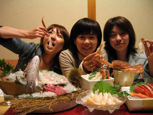 四国、島根の海と観光と食事を楽しもう!