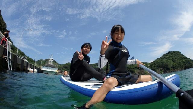 体験ダイビング海遊び1