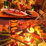 ☆ HINANOのアウトガーデンで、《☆ビアガーデンパーティー!》やりましょう\(^o^)/ もちろん会員の方とその友達は、ゲストハウスに宿泊してもらってOK!!焚火とうまい食事を満喫しよう\(^o^)/  予約お待ちしています。のイメージ