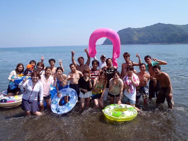 8月1~2日!☆限定18名様!!(^^)v《☆夏祭り!HINANOツアー!》とにかく海好きの集まるツアー!ダイバーもダイバーじゃ無い子も集まって騒ごうぜ!!のイメージ