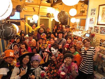 10月31日(土)☆毎年恒例《☆ ハロウィンパーティー開催!!》in HINANO BAR☆彡 今年も盛り上がって行きましょう\(^o^)/のイメージ