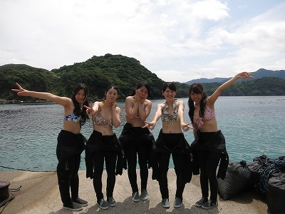 ダイビング説明会を、『☆尾道!』『☆三原!』などでも開催予定!!ご興味のある方は、是非お問合せください!のイメージ