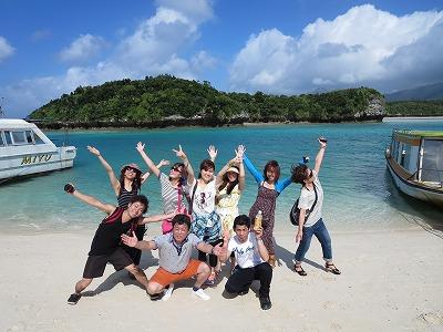 12月1日~4日!3泊4日!『☆石垣島!』Gotoを使って、お得にダイビング!広島空港発着!もちろん現地集合OK!!みんなでこのチャンスを楽しもうーーー(^_-)のイメージ